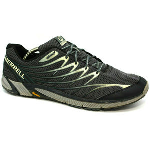 Merrell Mens bare Access 4 Gray Sneakers Size 11